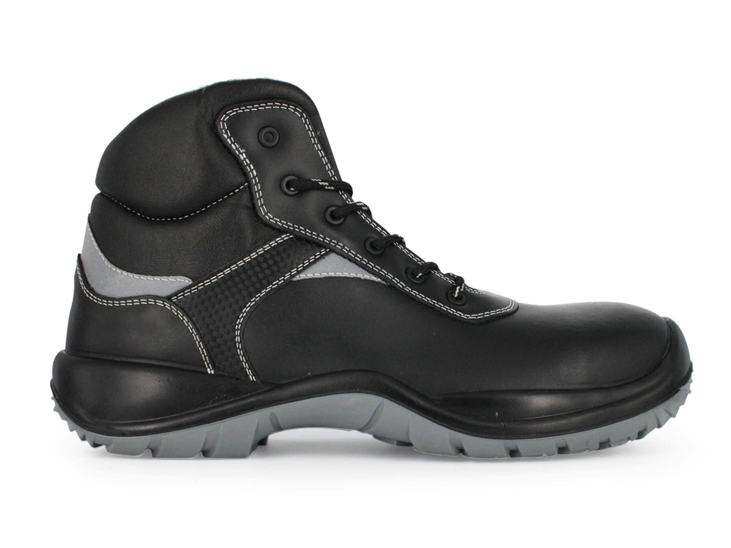 Chaussure de s curit montante sans m tal nordways - Chaussure de securite montante ...
