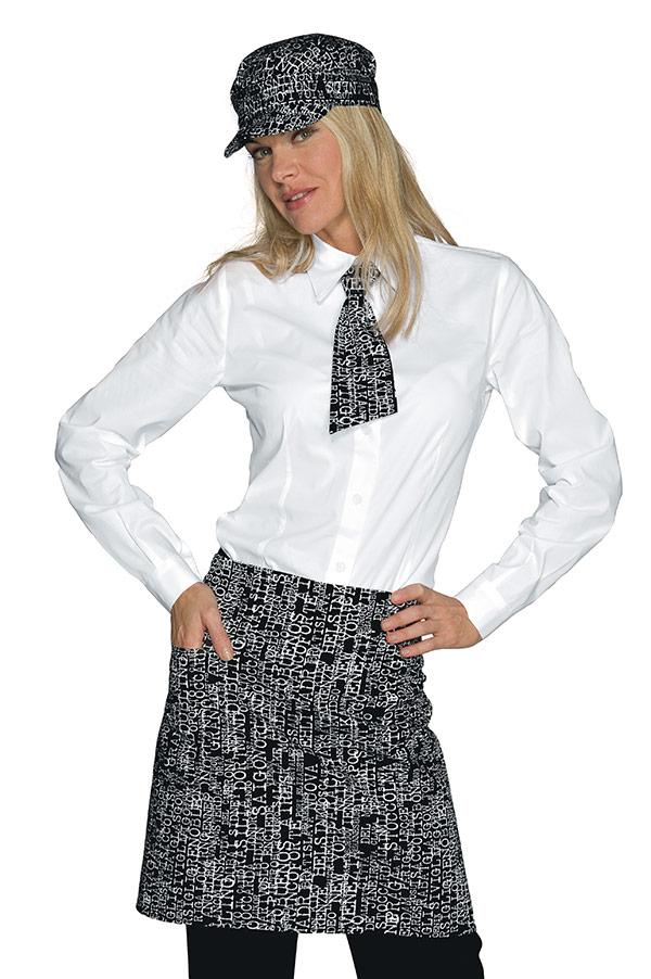 tablier de cuisine taille cm 70x46 avec poches san francisco restauration et r ception tablier. Black Bedroom Furniture Sets. Home Design Ideas