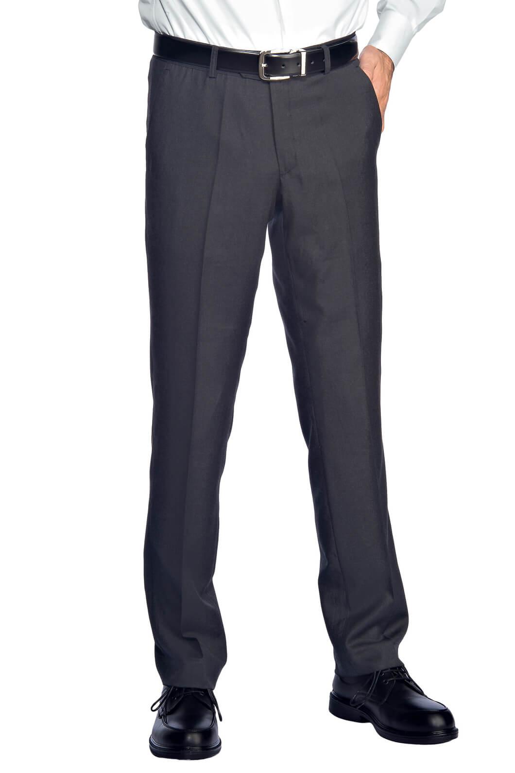 pantalon homme 100 laine anthracite restauration et r ception pantalons et bermudas de. Black Bedroom Furniture Sets. Home Design Ideas