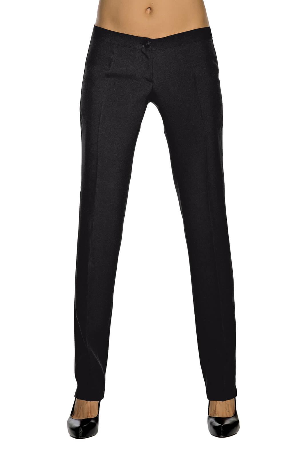 Pantalon Slim Femme Noir - Restauration et Réception Pantalons et ... f6f4051f6493