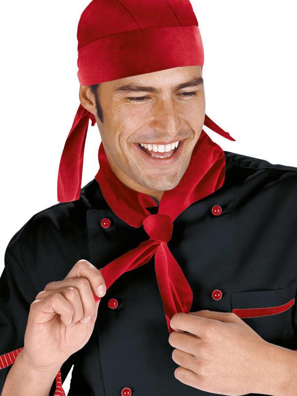 tour de cou cuisine rouge - tours de cou - mylookpro