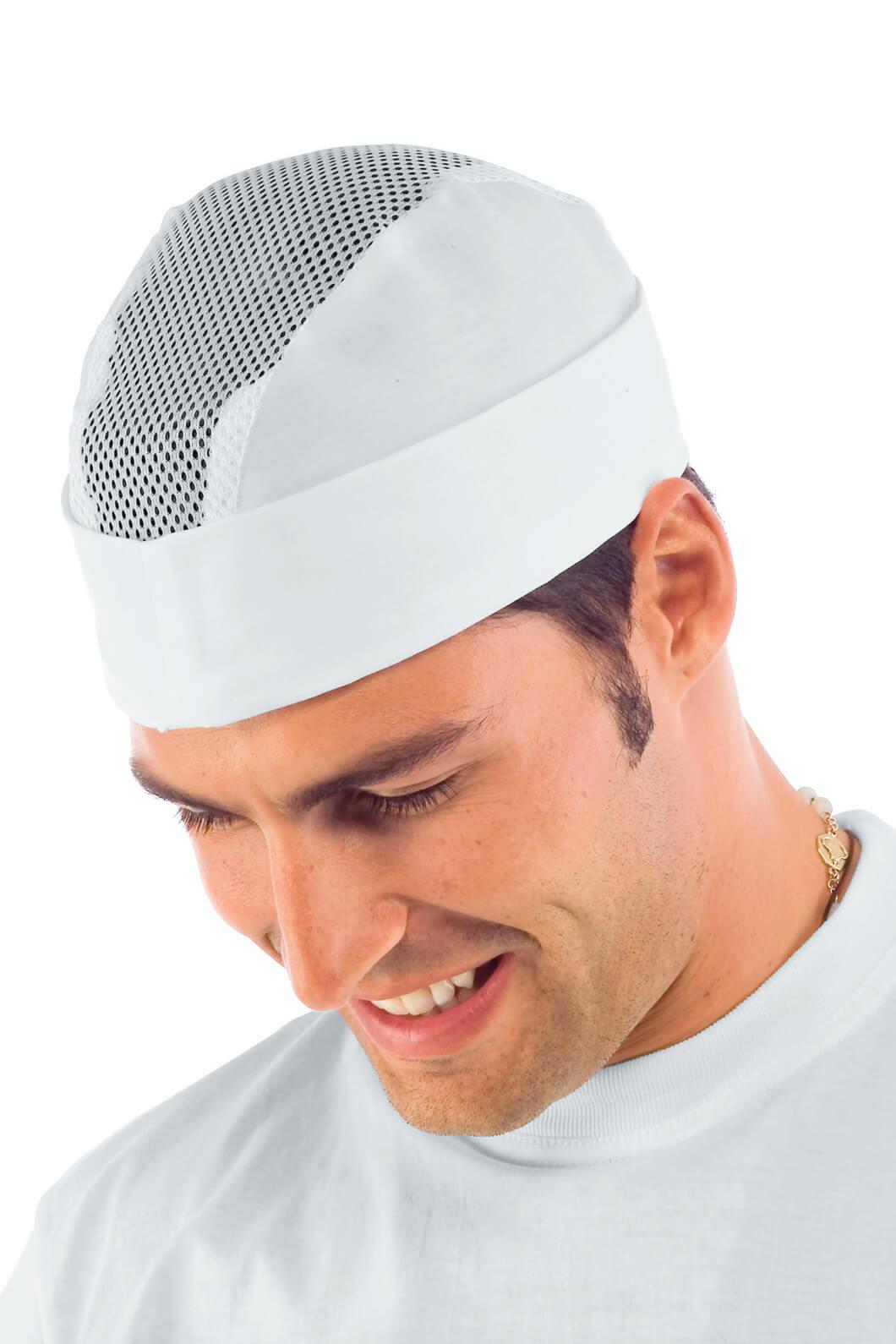 calot blanc de cuisine r glable coiffes de cuisine calot et beret de cuisine. Black Bedroom Furniture Sets. Home Design Ideas