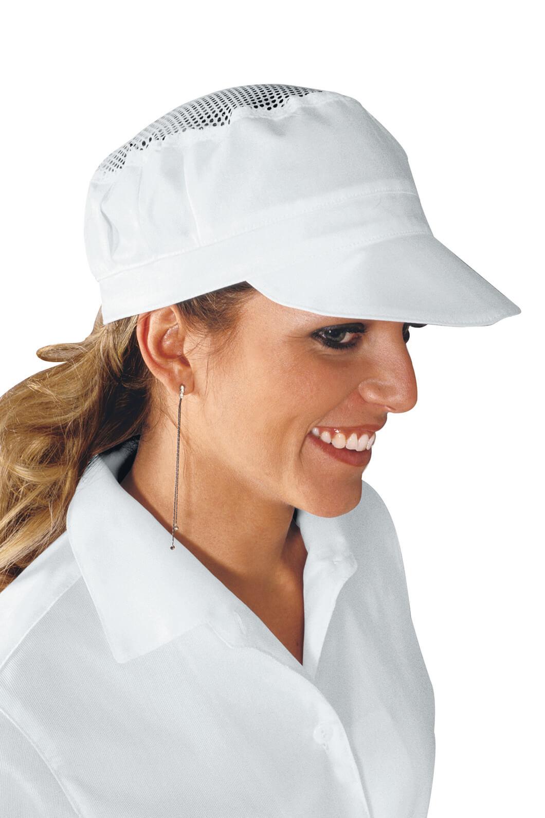 casquette blanche de cuisine avec filet coiffes de cuisine. Black Bedroom Furniture Sets. Home Design Ideas