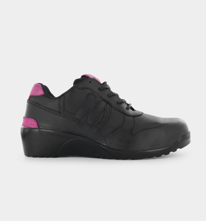 Soft 5, Derbys Femme, Noir (Black), 39 EUEcco