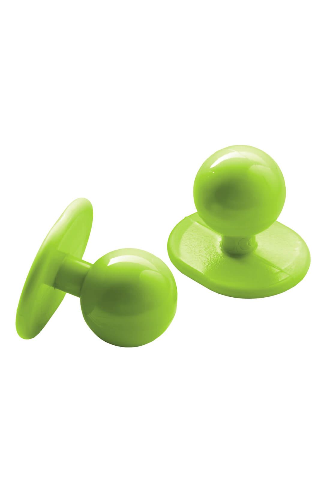 lots de 10 boutons pour v u00eatements de cuisine couleur vert pomme
