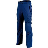 Pantalon de travail ergonomique bleu motion A. Lafont