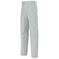 Pantalon de travail pas cher blanc daily