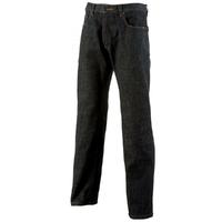 Jean de travail sans poches genoux noir A. Lafont