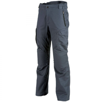 Pantalon de travail ergonomique genoux préformés couleur bleu