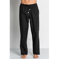 Pantalon médical noir, coupe unisexe stretch