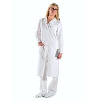 Blouse blanche médicale pour Femme