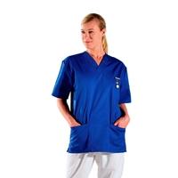 Casaque infirmière bleu nuit