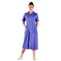 Blouse infirmière longue Hospital blue