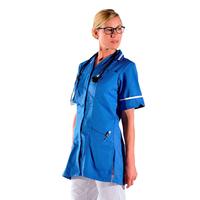 Tunique médicale Manchester Metro blue