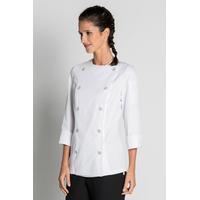 Veste blanche de cuisine Dolce design