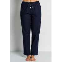 Pantalon médical bleu marine, coupe unisexe stretch