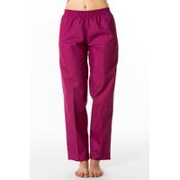 Pantalon de travail violet pour Femme