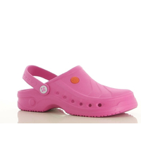 Sabot médical Sonic Clogs rose fuchsia