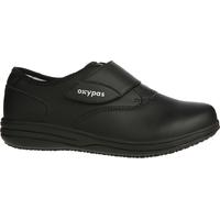 Chaussure de travail noire SRC ESD Oxypas Emily