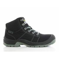 Chaussures de sécurité homme ultra legere Safety Jogger Desert noir S1P SRC