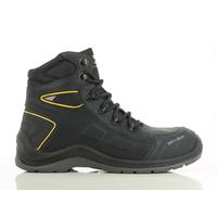 Chaussure de sécurité montantes S3 WR SRC ESD Volcano noir