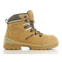 Chaussures de Sécurité en cuir plein fleur Ultima S3 SRC HRO ESD Safety Jogger