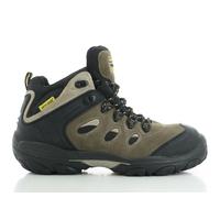 Chaussure de sécurité en cuir Nubuck Xplore S3 SRC HRO Safety Jogger