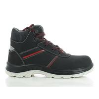 Chaussures de sécurité en cuir nubuck Montis S3 SRC free metal Safety Jogger