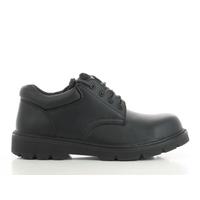 Chaussure de sécurité cuir noir Safety Jogger X1110 S3 SRC non métalliques