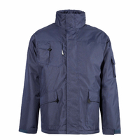 Parka de travail imperméable Oxford Bleu marine North ways