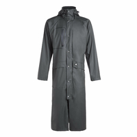Manteau long de pluie impermeable Octopus North Ways