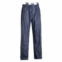 Pantalon de pluie unisex Flex bleu marine North ways