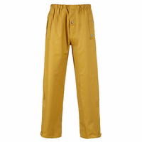 Pantalon de pluie unisexe Flex jaune North ways