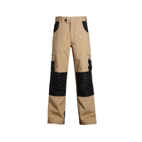 Pantalon de travail résistant Adam beige/noir North Ways