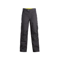 Pantalon de travail résistant Adam noir North Ways