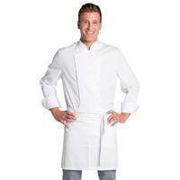 Veste de cuisine blanche pas chere