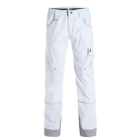 Pantalon de travail multipoches homme Antras blanc North ways