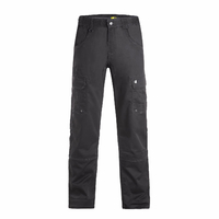Pantalon de travail multipoches homme Antras noir North ways