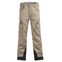 Pantalon de travail multipoches homme Antras beige North ways