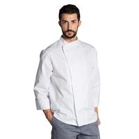 Veste blanche de cuisinier Chef Look
