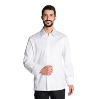 Veste chemise de cuisine blanche confort stretch Chef Look