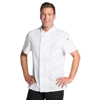 Veste cuisine blanche Chef Look