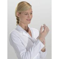 Gant vinyle poudré naturel non stérile pour contact alimentaire - Boite de 100