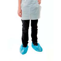 Surchaussures Enfants antidérapante bleues - 300 Sur-chaussures (3 sachets de 100 )