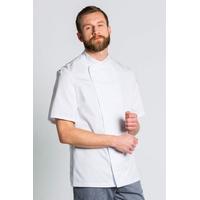 Veste de cuisine blanc manches courtes Prestige Homme