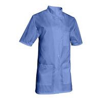 Tunique médicale femme médecin bleue DENISE