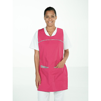 Chasuble femme ménage EHPAD Rose CAMILLE