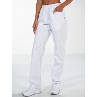 Pantalon médical Mixte Blanc DALI