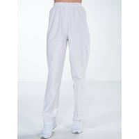 Pantalon de travail blanc 100% coton Mixte ANDRE