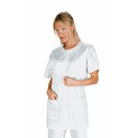 Tunique Médicale Alberville 5XL Blanc 100% Coton
